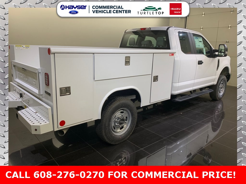 2019 F-250 Super Cab 4x4,  Reading Service Body #K0707 - photo 5