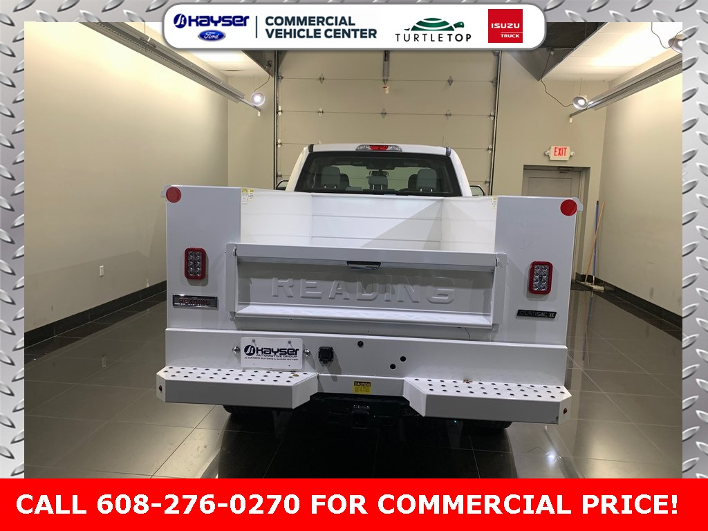 2019 F-250 Super Cab 4x4,  Reading Service Body #K0707 - photo 6