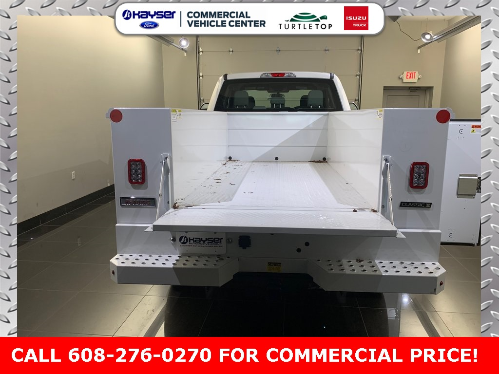 2019 F-250 Super Cab 4x4,  Reading Spacemaker Service Body #K0707 - photo 8