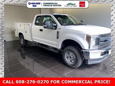 2019 F-250 Super Cab 4x4,  Reading Spacemaker Service Body #K0707 - photo 1