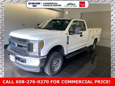 2019 F-250 Super Cab 4x4,  Reading Spacemaker Service Body #K0707 - photo 2