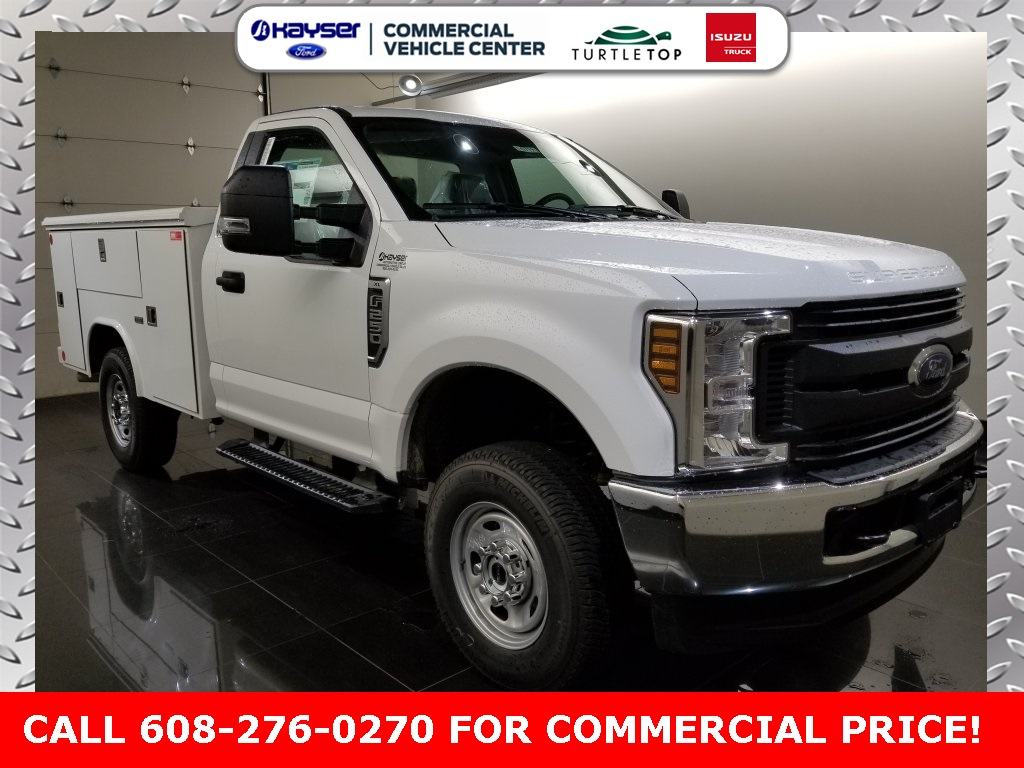 2019 F-250 Regular Cab 4x4,  Reading Service Body #K0719 - photo 3