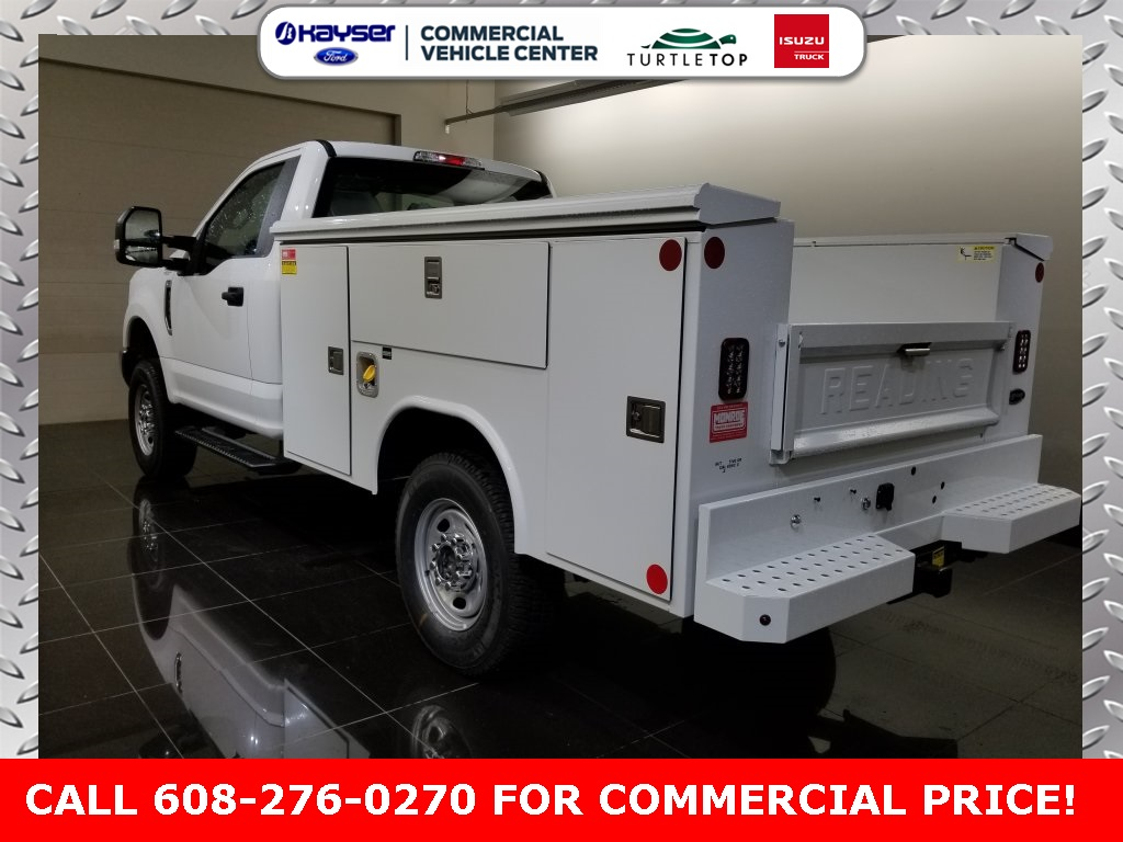 2019 F-250 Regular Cab 4x4,  Reading Classic II Steel Service Body #K0719 - photo 2