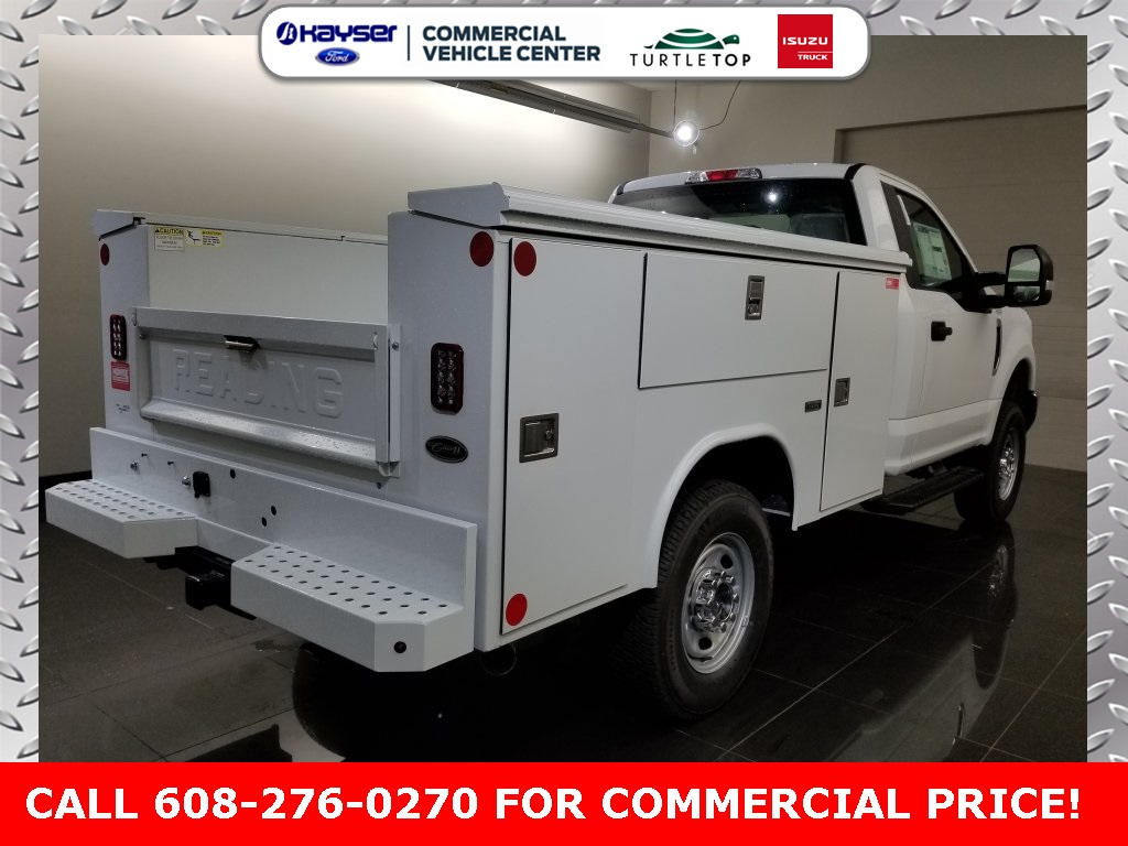 2019 F-250 Regular Cab 4x4,  Reading Service Body #K0719 - photo 4