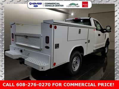 2019 F-250 Regular Cab 4x4,  Reading Classic II Steel Service Body #K0719 - photo 4