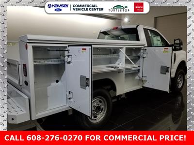 2019 F-250 Regular Cab 4x4,  Reading Classic II Steel Service Body #K0719 - photo 6