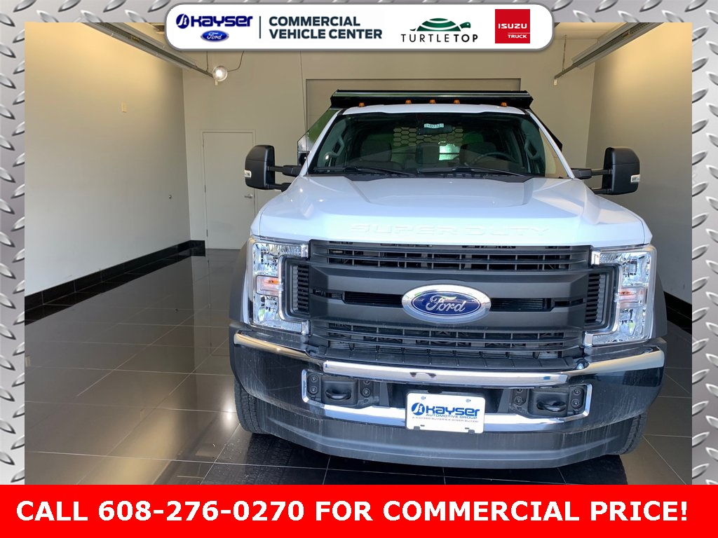 2019 F-550 Regular Cab DRW 4x4,  Cab Chassis #K0732 - photo 3