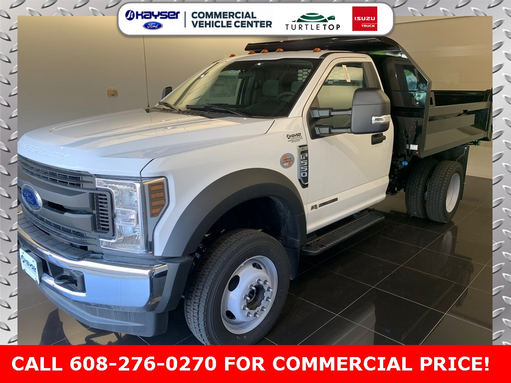 2019 F-550 Regular Cab DRW 4x4,  Cab Chassis #K0732 - photo 2