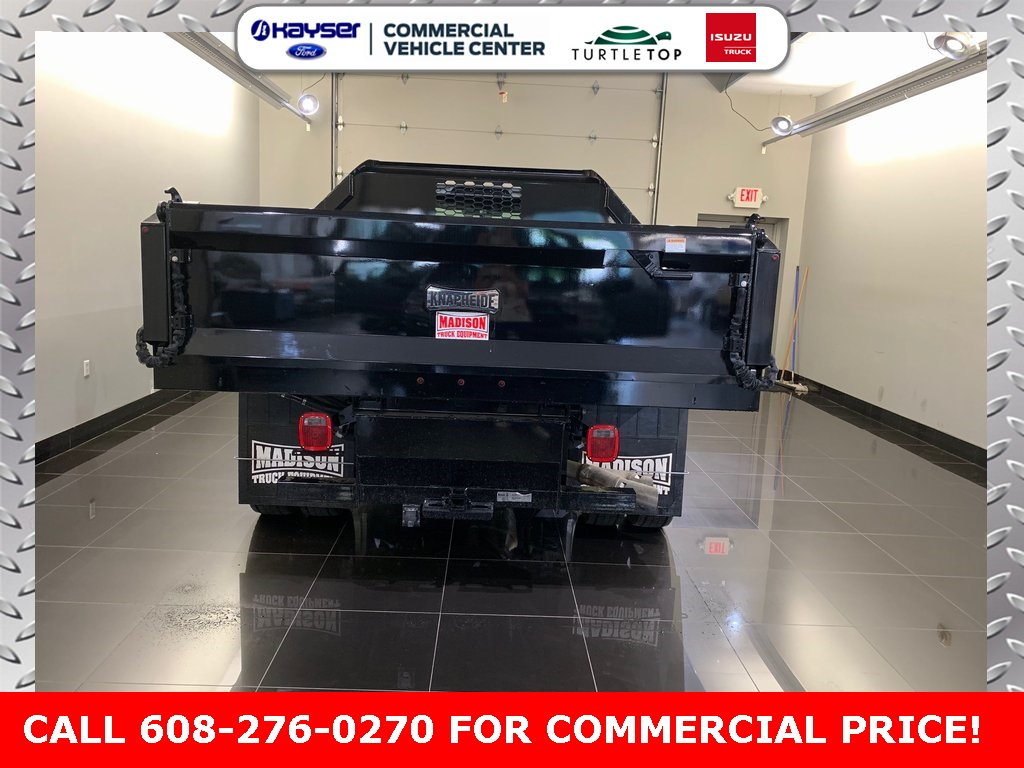 2019 F-550 Regular Cab DRW 4x4,  Cab Chassis #K0732 - photo 5