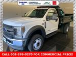 2019 F-550 Regular Cab DRW 4x4,  Cab Chassis #K0732 - photo 1