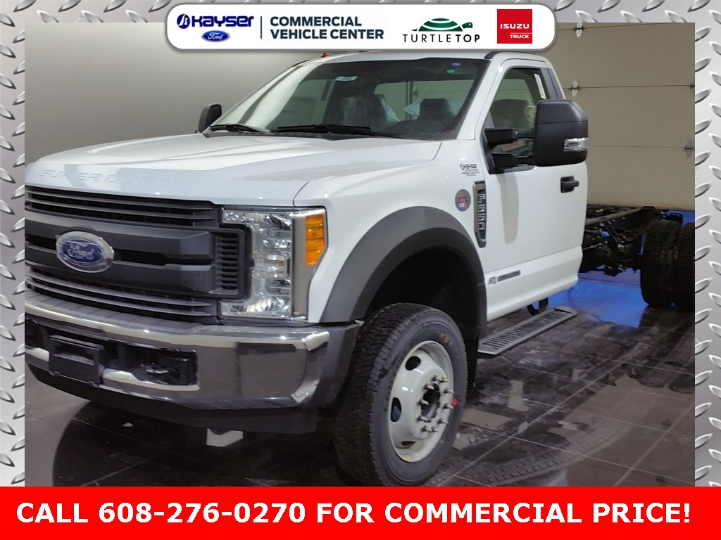 2019 F-550 Regular Cab DRW 4x2,  Cab Chassis #K0733 - photo 3