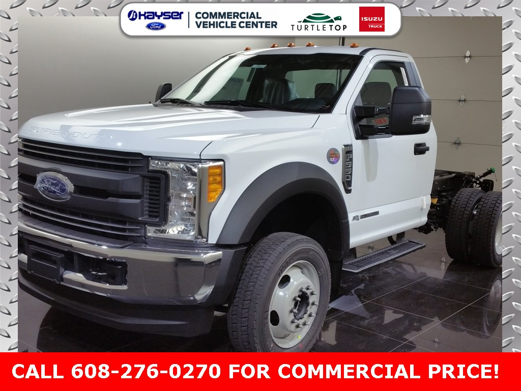 2019 F-550 Regular Cab DRW 4x4,  Cab Chassis #K0744 - photo 1