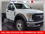 2019 F-550 Regular Cab DRW 4x4,  Cab Chassis #K0744 - photo 3
