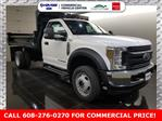 2019 F-550 Regular Cab DRW 4x4,  DuraClass Dump Body #K0747 - photo 1