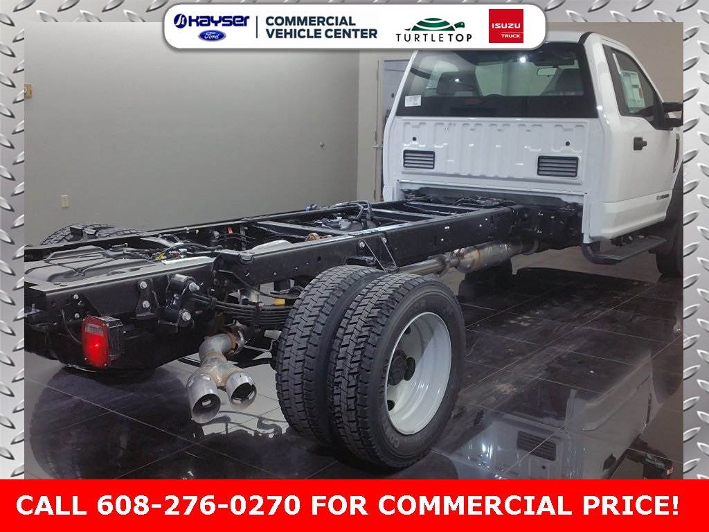2019 F-550 Regular Cab DRW 4x4,  Cab Chassis #K0750 - photo 4