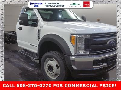 2019 F-550 Regular Cab DRW 4x4,  Cab Chassis #K0750 - photo 3
