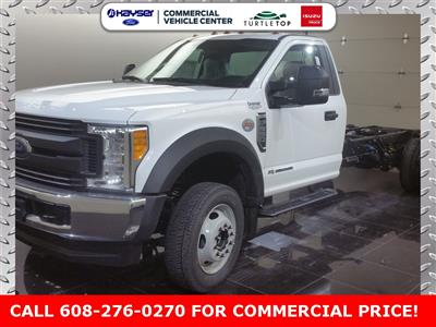 2019 F-550 Regular Cab DRW 4x4,  Cab Chassis #K0750 - photo 1