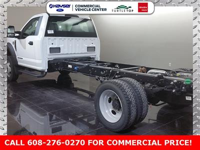 2019 F-550 Regular Cab DRW 4x4,  Cab Chassis #K0750 - photo 2