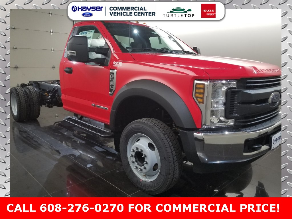 2019 F-550 Regular Cab DRW 4x2,  Cab Chassis #K0753 - photo 3