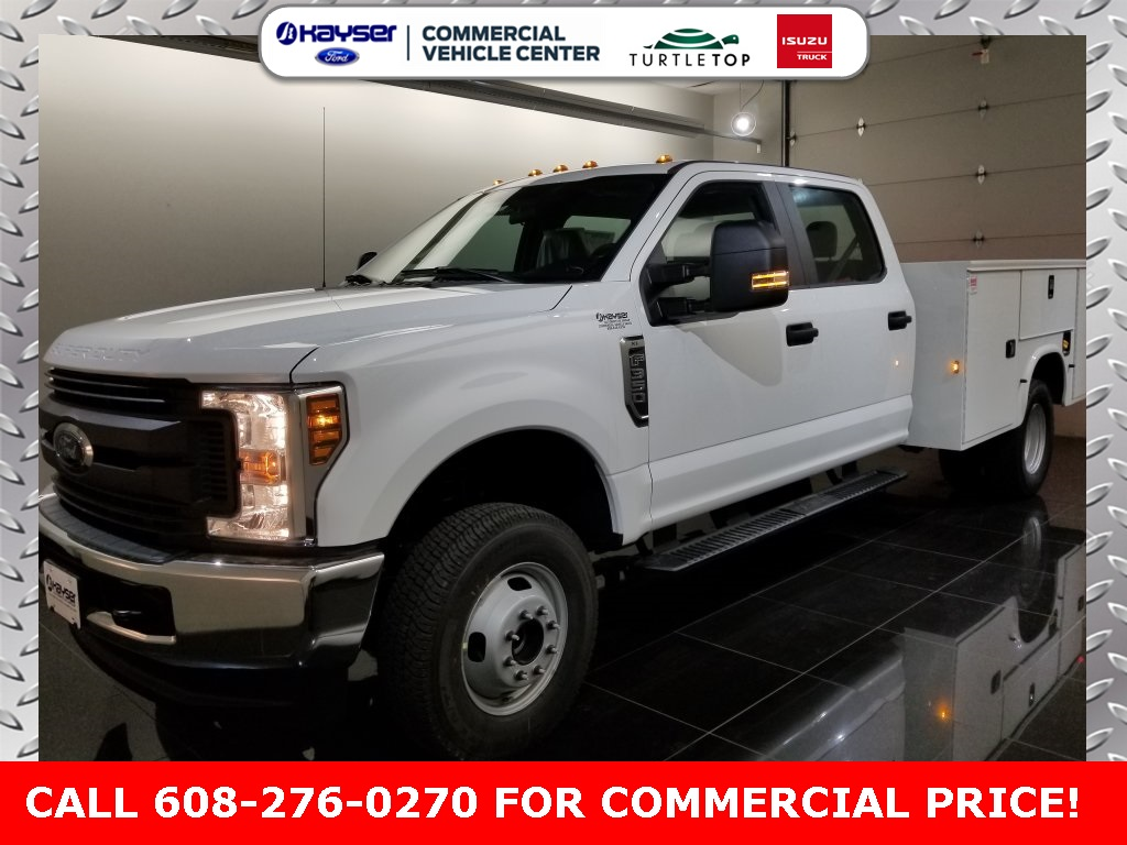 2019 F-350 Crew Cab DRW 4x4,  Knapheide Service Body #K0754 - photo 3