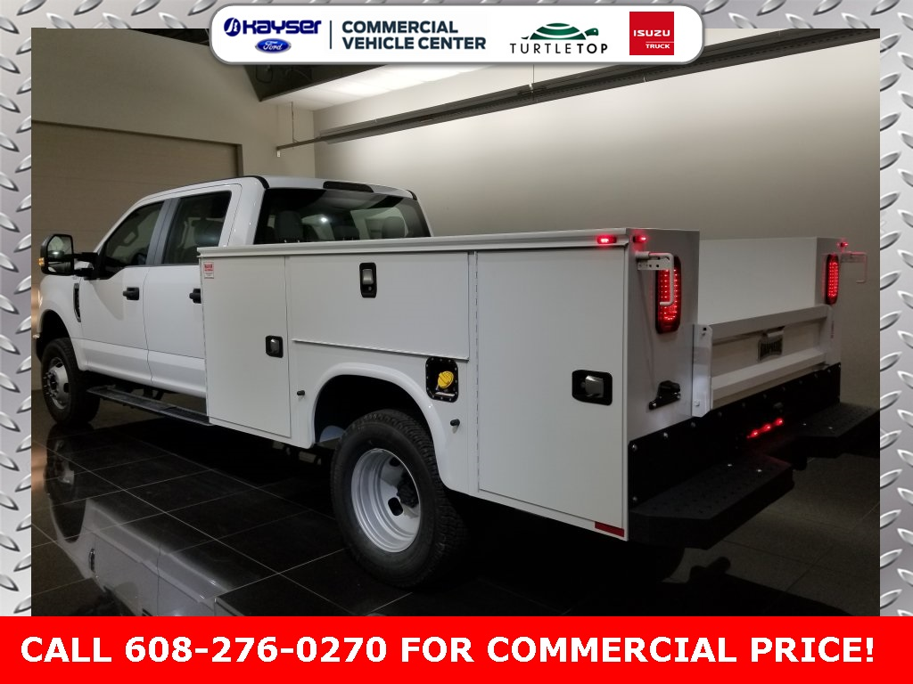 2019 F-350 Crew Cab DRW 4x4,  Knapheide Service Body #K0754 - photo 4