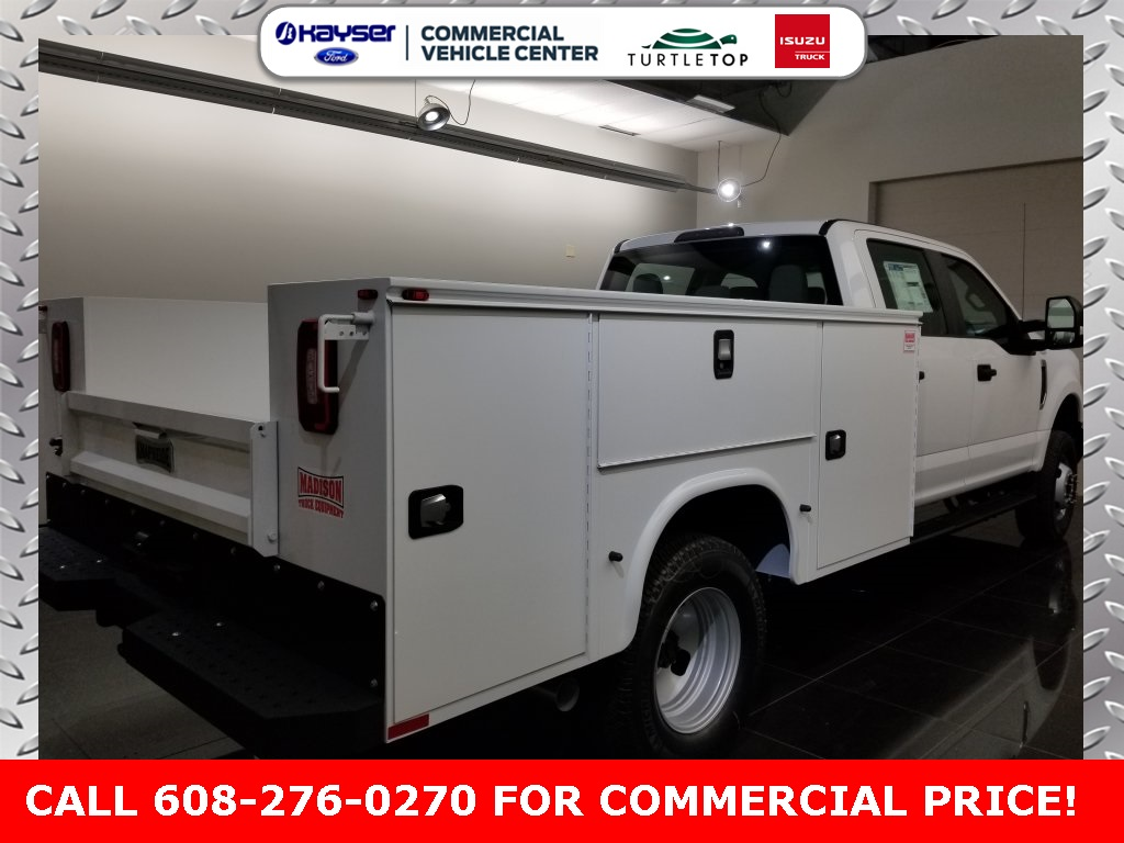 2019 F-350 Crew Cab DRW 4x4,  Knapheide Service Body #K0754 - photo 2