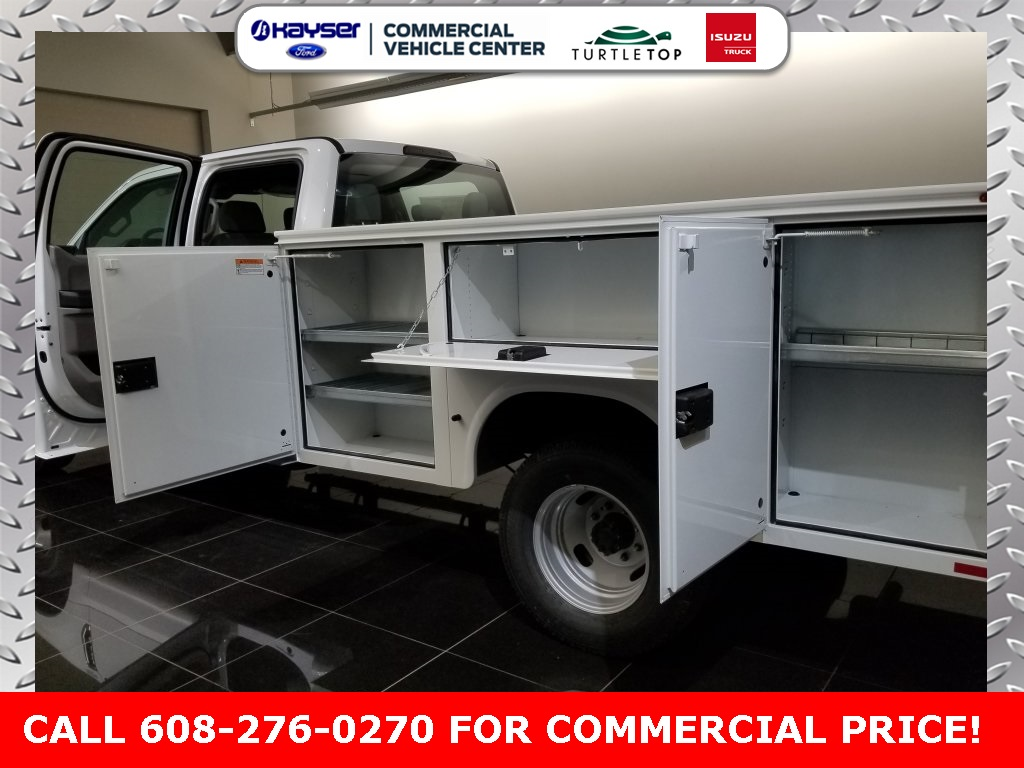 2019 F-350 Crew Cab DRW 4x4,  Knapheide Service Body #K0754 - photo 5