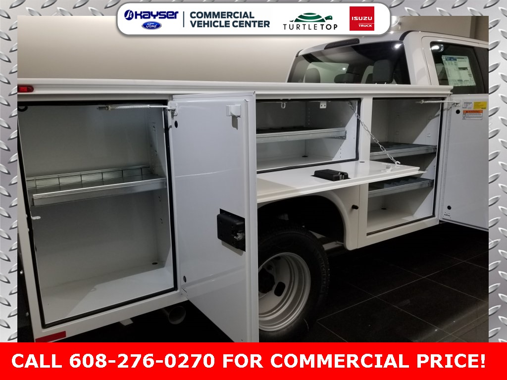 2019 F-350 Crew Cab DRW 4x4,  Knapheide Service Body #K0754 - photo 6