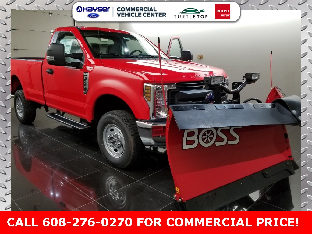 2019 F-250 Regular Cab 4x4,  BOSS Pickup #K0759 - photo 3