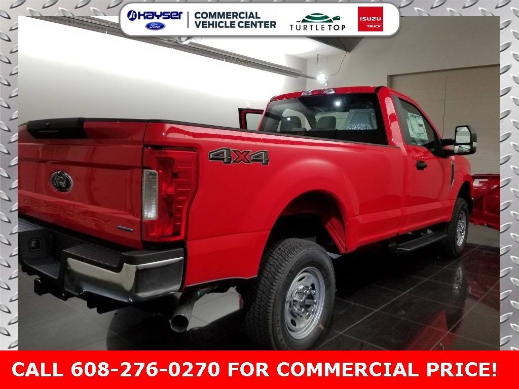 2019 F-250 Regular Cab 4x4,  BOSS Pickup #K0759 - photo 4