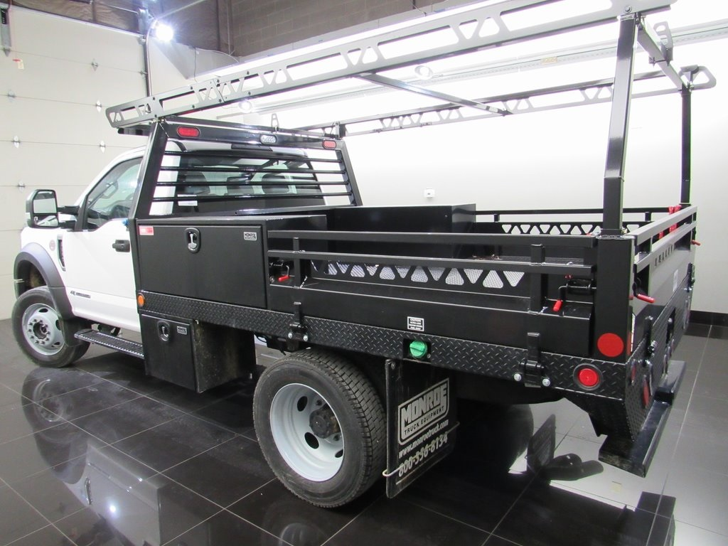 2019 Ford F-450 Regular Cab DRW 4x4, Freedom Contractor Body #K6156 - photo 1