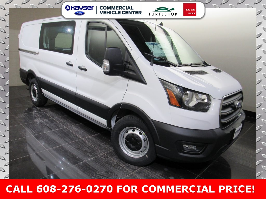 2020 Ford Transit 150 Low Roof 4x2, Empty Cargo Van #L6244 - photo 1