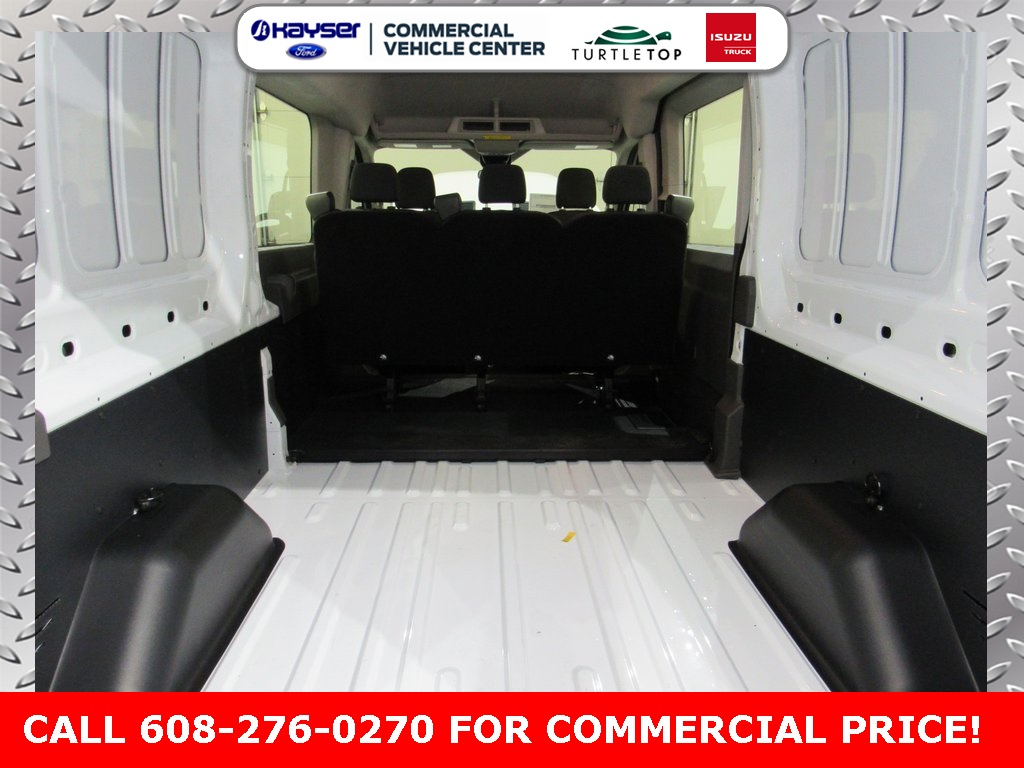 2020 Ford Transit 350 Med Roof 4x2, Crew Van #LC6148 - photo 1