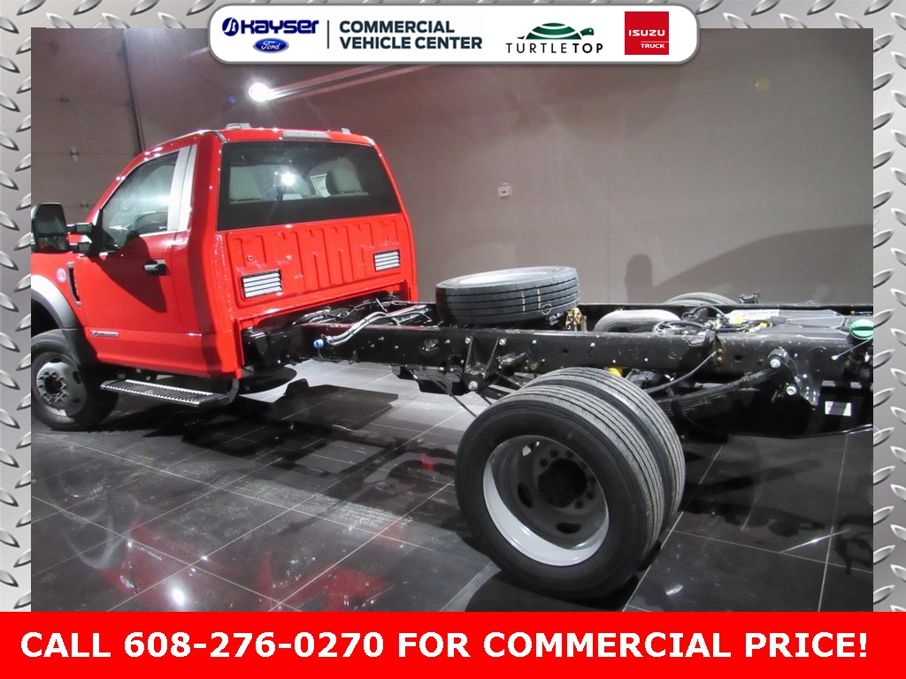 2020 Ford F-450 Regular Cab DRW 4x4, Cab Chassis #LC6290 - photo 1