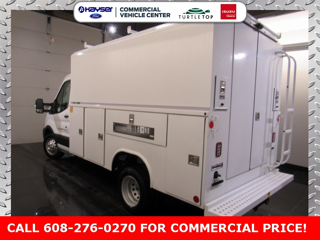 2020 Ford Transit 350 HD DRW 4x2, Reading Service Utility Van #LC6444 - photo 1