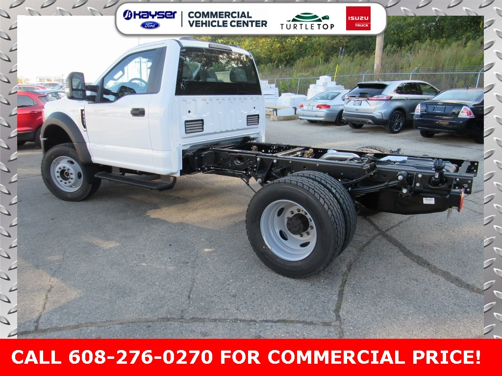 2020 Ford F-600 Regular Cab DRW 4x4, Cab Chassis #LC6472 - photo 1