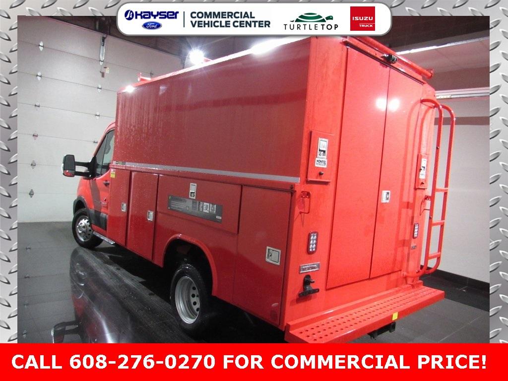 2020 Ford Transit 350 HD DRW 4x2, Reading Service Utility Van #LC6579 - photo 1
