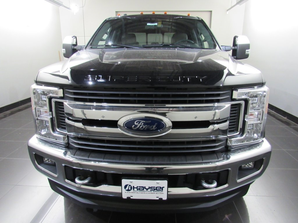 2017 F-350 Crew Cab 4x4 Pickup #S1551 - photo 4