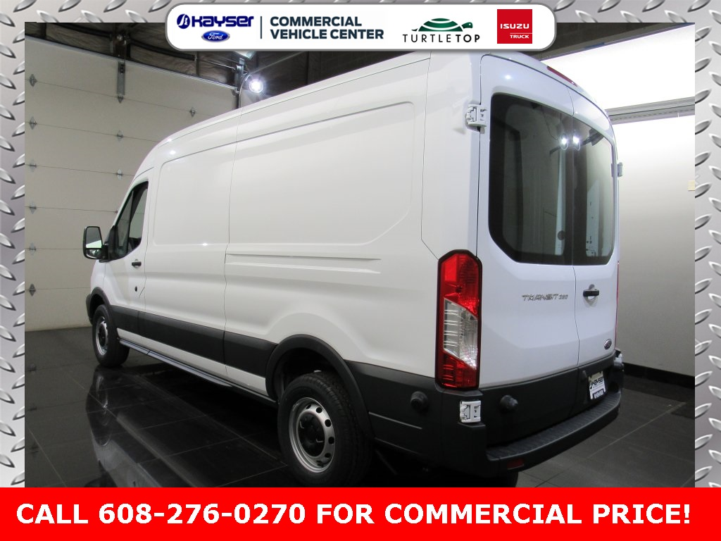 2017 Transit 250 Medium Roof Cargo Van #S5718 - photo 5