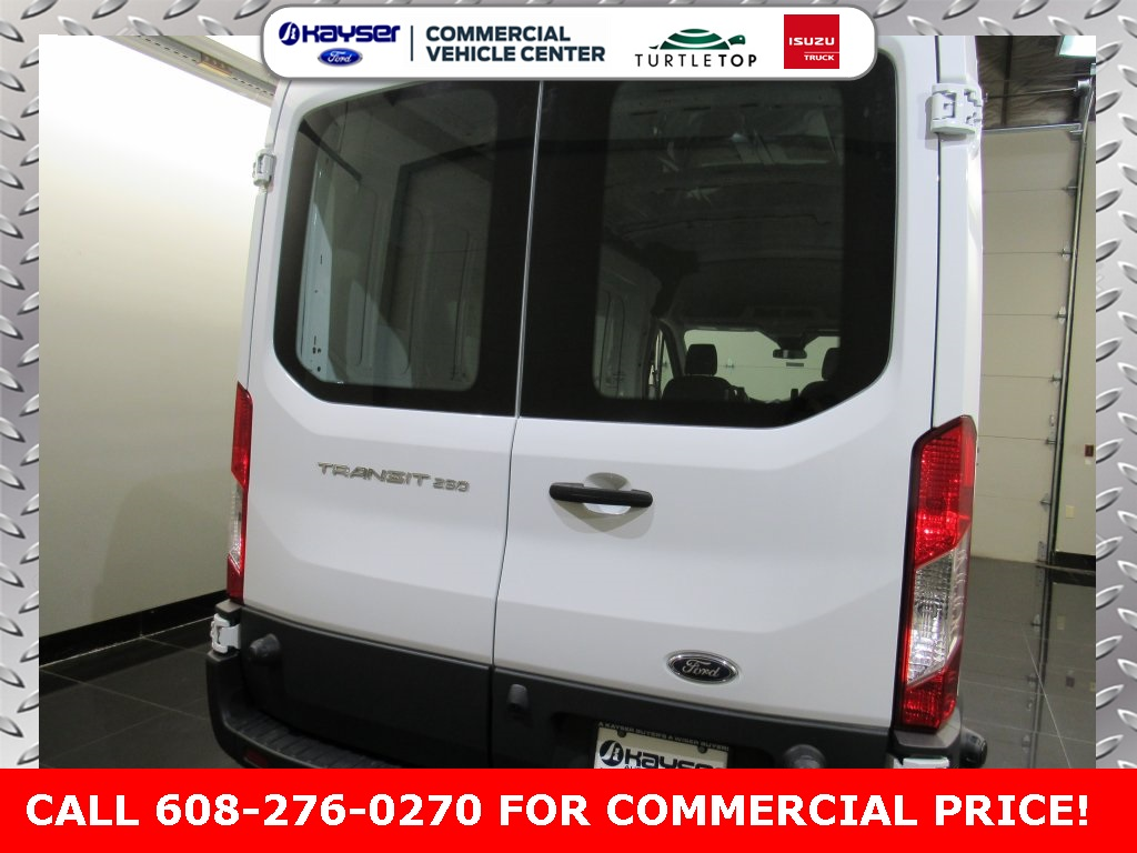 2017 Transit 250 Medium Roof Cargo Van #S5718 - photo 6