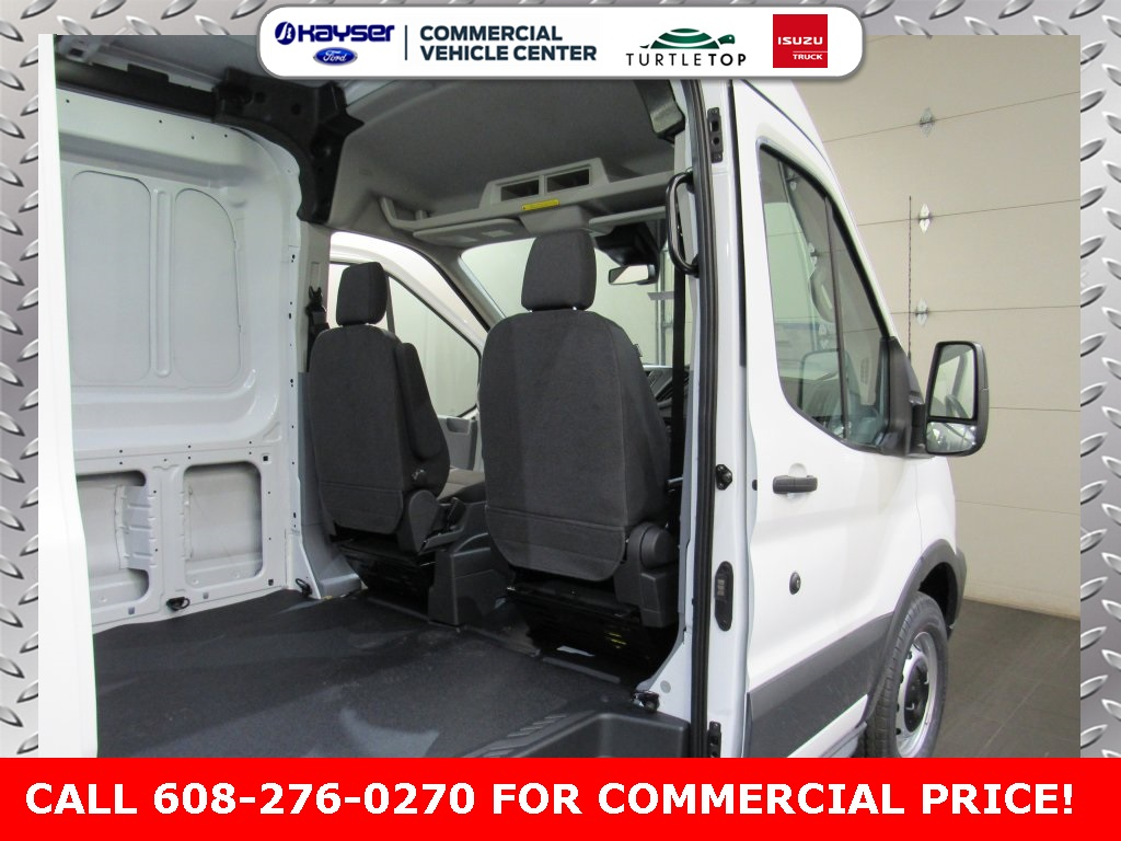 2017 Transit 250 Medium Roof Cargo Van #S5718 - photo 12