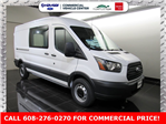 2017 Transit 250 Medium Roof Cargo Van #S5718 - photo 1