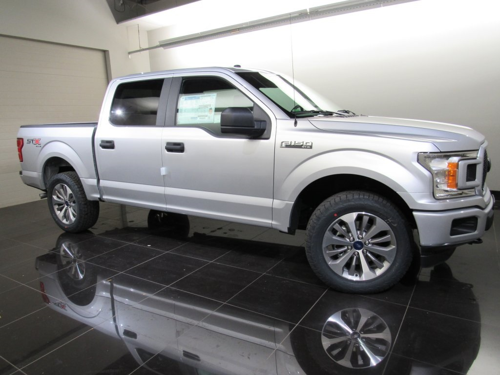 2018 F-150 Crew Cab 4x4, Pickup #T1472 - photo 3