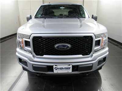 2018 F-150 Crew Cab 4x4, Pickup #T1472 - photo 4