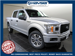 2018 F-150 Crew Cab 4x4, Pickup #T1472 - photo 1