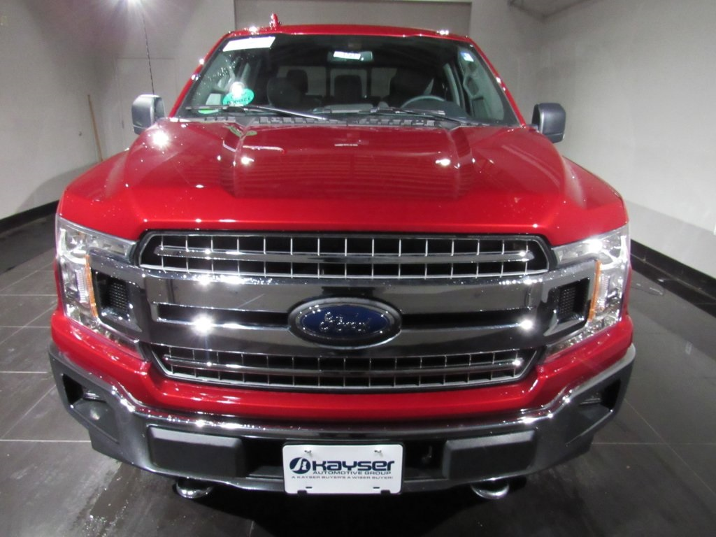 2018 F-150 SuperCrew Cab 4x4, Pickup #T1761 - photo 4