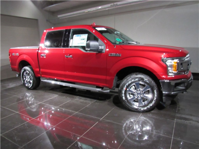 2018 F-150 SuperCrew Cab 4x4, Pickup #T1761 - photo 3