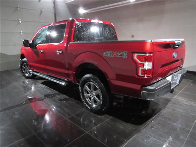 2018 F-150 SuperCrew Cab 4x4, Pickup #T1761 - photo 2