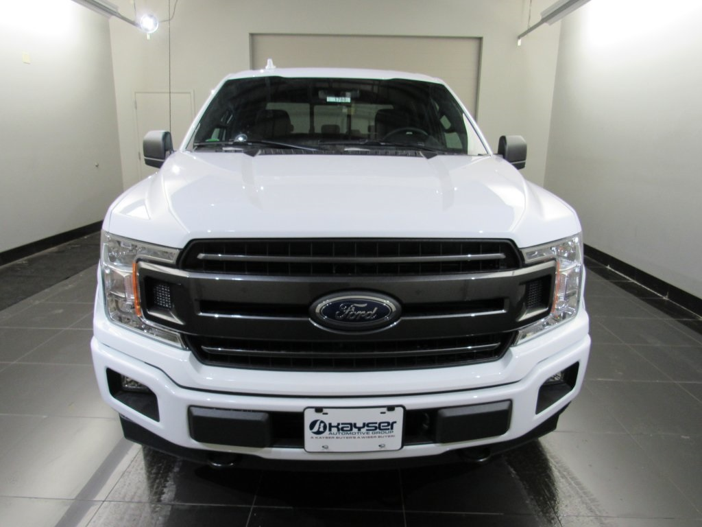 2018 F-150 Crew Cab 4x4, Pickup #T1780 - photo 3