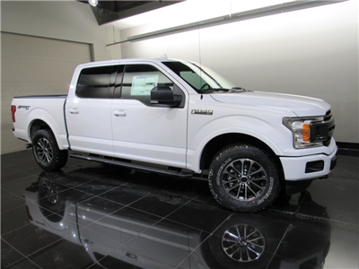 2018 F-150 Crew Cab 4x4, Pickup #T1780 - photo 4